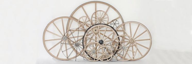Wood Wagon Wheel, Wagon Wheels Information